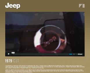 1978Cj7 Website