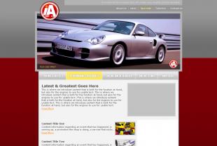 Imagine Auto Website