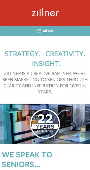 Zillner Responsive Web